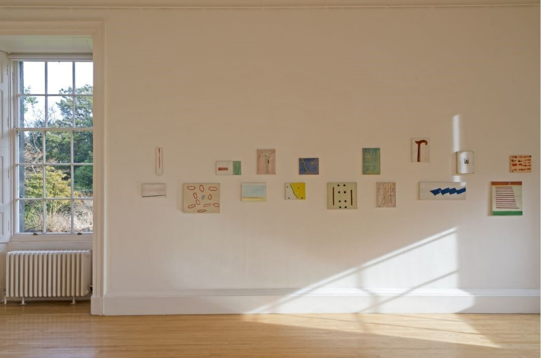 Exhibition Raoul De Keyser: Paintings 1967 to 2012