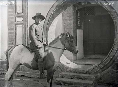 George Forrest in Yunnan, c.1904