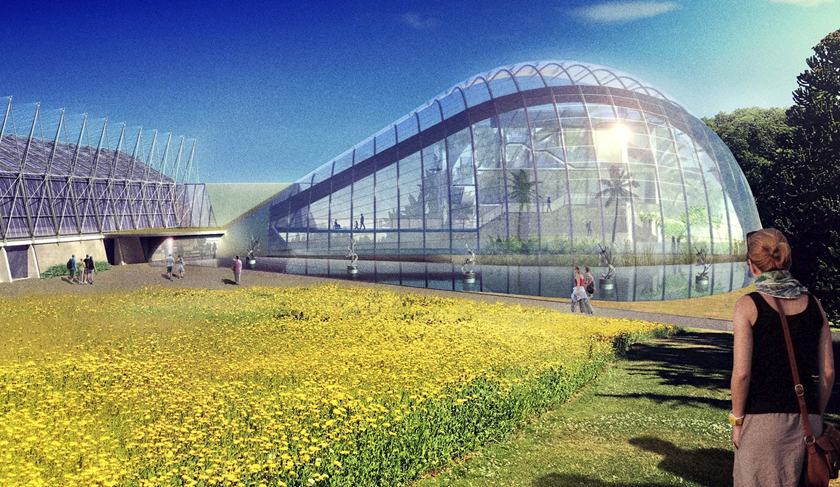 The New  Glasshouse (proposal)